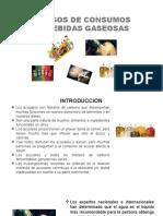 Riesgos de Consumos de Bebidas Gaseosas