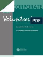 CCC Corporate Volunteerism