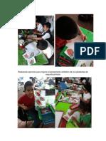 Realizando Ejercicios Para Mejorar El Pensamiento Simbólico de Los Estudiantes de Segundo Primaria