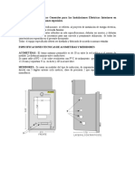 Especificaciones Técnicas Generales Para Las Instalaciones Eléctricas Interiores en Baja Tensión