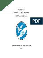 Proposal Kredensial