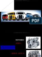 Curso Camiones Trailer Volkswagen Motores Cummins c b 10 Sistemas Estructura Transmision Ejes Diferenciales Frenos