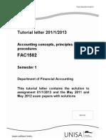 FAC 1502 Tut letter 201 w Q&A 2013-1.pdf