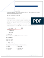 Ejercicios Fisica I Clase Nro. 3