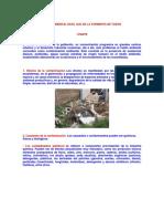 La Contaminación Ambiental en El Ojo de La Tormenta de Todos