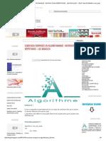 Exercices Corrigés en Algorithmique _ Instructions Répétitives - Les Boucles - Fseg Tunis El Manar Cours Gratuits de Comptabilité Partage Gratuit de Cours