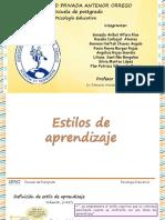 ESTILOS DE APRENDIZAJE -SABADO.pptx