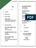 Programme Print