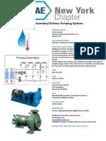 Ashrae Pumping Systems