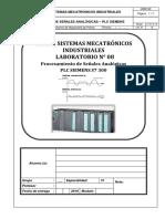 Lab 08 - Procesamiento de Valores Analogicos (C3) - 2018.1