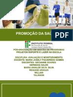 Promoção Da Saúde Atual