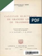 Calculos Electricos de Grandes Lineas de Transmision - Agostino Dalla Verde (1).pdf