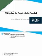Curso Valvulas Control Caudal Estrangulamiento Reguladora Tipos Dos Tres Vias Funciones Anti Retorno Derivacion Fluido