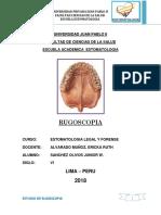 Monografia Final de Rugoscopia