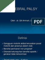 Kuliah Cerebral Palsy 2006