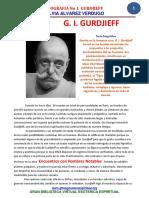 Gnosis EN Gurdjieff