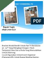 0818-0927-9222 | Bracket TV Bali, Install A Tv Bracket