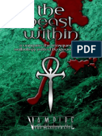 Wieck, Stewart - [Clan Novel Anthology] - Beast Within