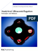 Analytical Ultracentrifugation  Techniques and Methods.pdf