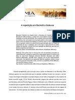 CACHOPO, J. P. Jacques Rancière_ Verificação Da Igualdade