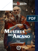 Old Dragon -  Mestres Do Arcano
