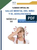 Trastornos en El Desarrollo Del Niño y El Adolescente