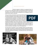 Adopcion Internacional Proceso