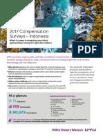 2017 Wtwds Compensation Surveys Indonesia Flyer