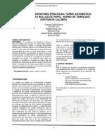 Primer Informe de Laboratorio Neumática e Hidráulica