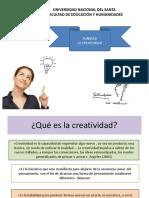 Presentación2Creatividad