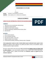 ARCA-ADMIN 2013-01- Codigo de Vestimenta 03-03-2017