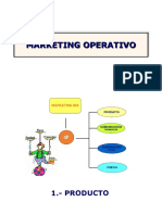 Marketing Operativo - Producto
