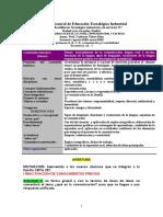 Secuencias Iavance y Cotejo 20081