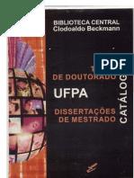Teses de Doutorado UFPA