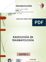 Radiologia en Traumatologia