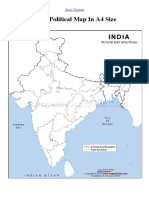 Maps of India