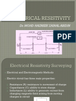 2. Electrical Resistivity