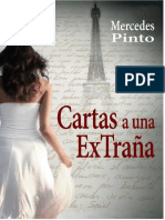 Cartas a Una Extrana - Mercedes Pinto Maldonado
