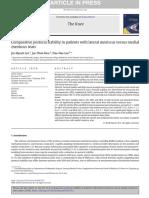 Jurnal Meniskus Medial dan Laterall Fisioterapi