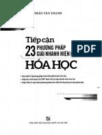 Tiếp Cận 23 Phương Pháp Giải Nhanh Hiện Đại Hóa Học.pdf