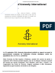 Le discrédit d'Amnesty International _ Arrêt sur Info