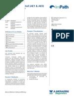 Cytokeratin Cocktail (AE1 & AE3) MEN ES IVD 0.0