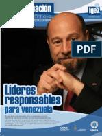 Italo Pizzolante en Boletín IGEZ (Instituto de Gerencia y Estrategia del Zulia)