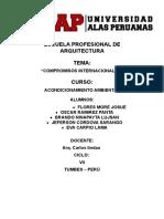 Estrategias Nacionales en El Peru Frente a Los Gases de Invernadero