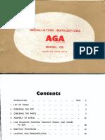 Agabuildbook Standard Models Pre1972