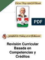 Revision Curricular Competencias