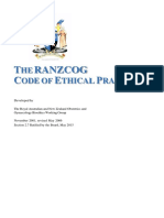 RANZCOG Code of Ethical Practice