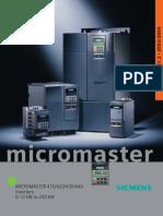 hướng dẫn sử dụng biến tần siemens MM440 Full