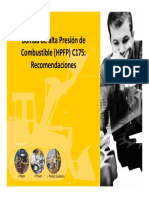 C175 HPFP - Recomendaciones