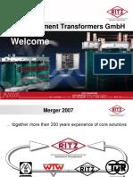 Ritz Instrument Transformers GmbH